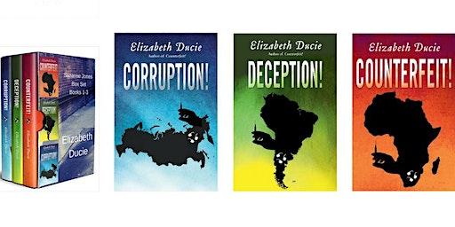 Pi Singles Meet the Author Evening - Elizabeth Ducie