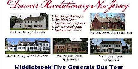 Middlebrook-5 Generals Luxury Tour tickets