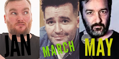 London's Irish at Backyard Comedy Club tickets