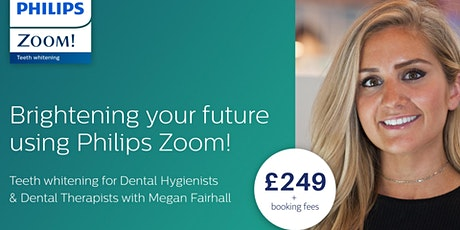 Teeth Whitening Training for Dental Hygienists and Dental Therapists (Manchester)  tickets