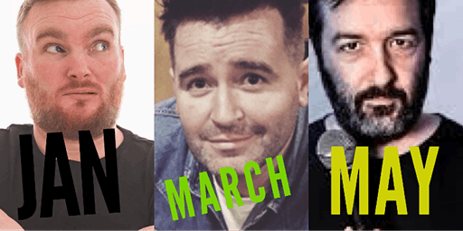 London's Irish: Top Secret Comedy Club
