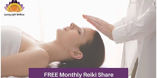 Free Monthly Reiki Share