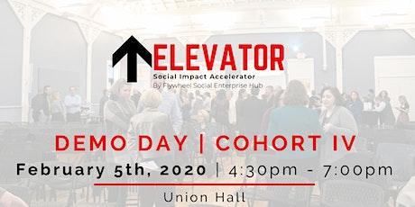 Elevator Demo Day 2020 tickets