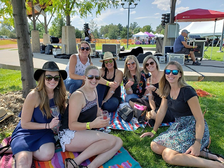 3rd/4th Annual Boulder Valley Wine Festival image