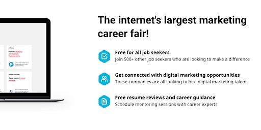 Work in Marketing Career Fair