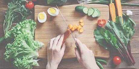 Vegetarian Cooking Class tickets