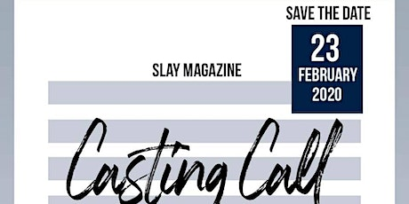 50 Shades of Slay Dallas (Spring/Summer) - 2020 Casting Call billets