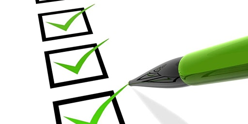 Beginners Checklist Part 1: Getting Started