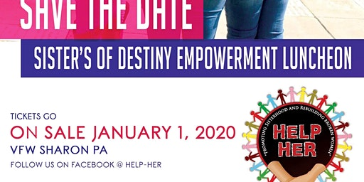 Sisters of Destiny Empowerment Luncheon