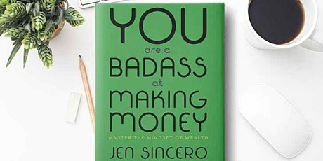 Level Up Book Club: You Are A Badass At Making Money (January Pick) tickets