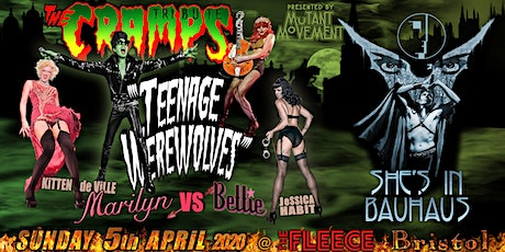 Teenage Werewolves (The Cramps Tribute) tickets