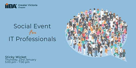 Social Event for IT Professionals tickets