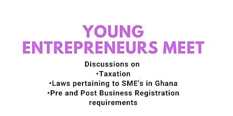 Young Entrepreneurs Meet tickets