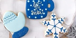 Kids Winter Wonderland Beginner Cookie Decorating Class