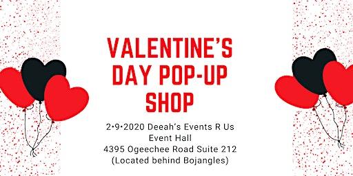 Valentine's Day Pop-up Shop