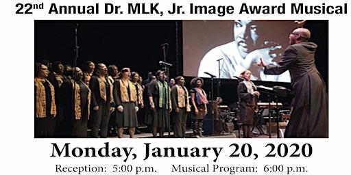 22nd Annual MLK, Jr Image Award Musical.
