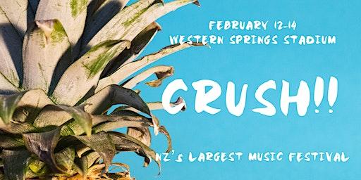 Crush Festival NZ