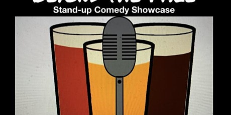 Beyond the Pale Comedy Showcase on Feb. 8th tickets