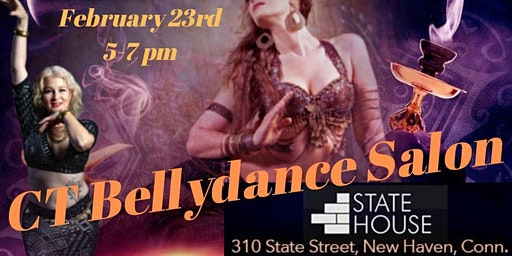 CT Bellydance Salon hosted by Elisheva and Joy - February 23, 2020