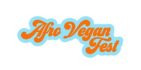 2020 AFRO VEGAN Fest tickets