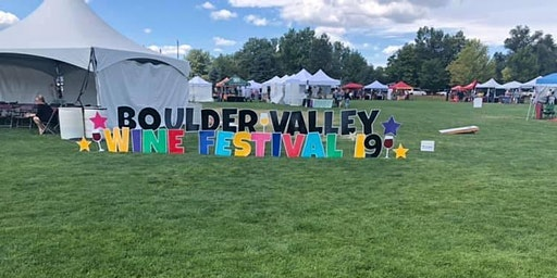 3rd Annual Boulder Valley Wine Festival