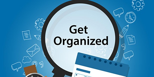 Get Organized in 2020 Workshop