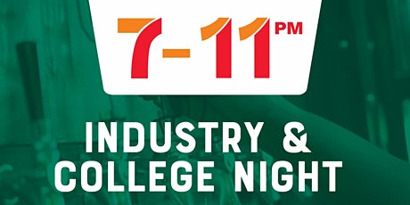 Monday Industry & College Night tickets