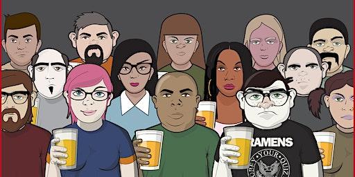 Geeks Who Drink Tuesday Trivia