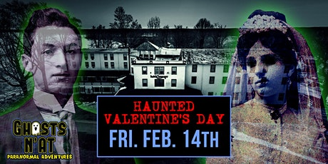 Valentine's Day Ghost Hunt & Overnight Stay at the Hotel Conneaut | Fri. Feb 14th tickets