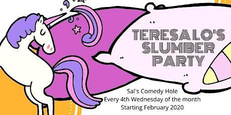 Teresa Lo's Slumber Party (February 2020)  tickets