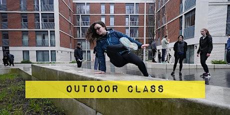 Outdoor Parkour Class tickets