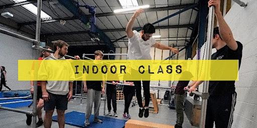 Indoor Parkour Class