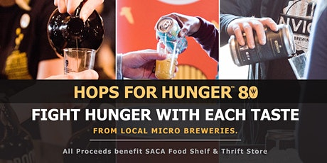 Hops for Hunger™ 8.0 tickets