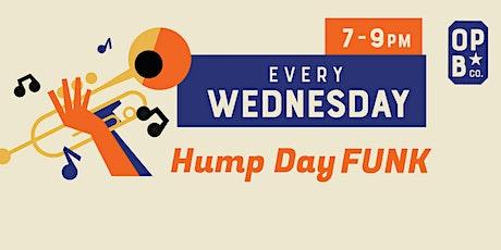Hump Day Funk tickets