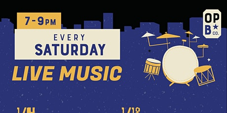 Saturday Live Music tickets