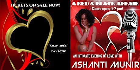 A Black and Red Affair tickets