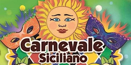 Carnevale Siciliano 2020 tickets