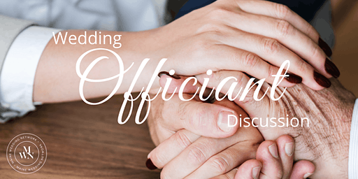 Maine Wedding Officiant Discussion