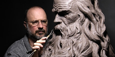 Portrait Sculpting with Philippe Faraut tickets