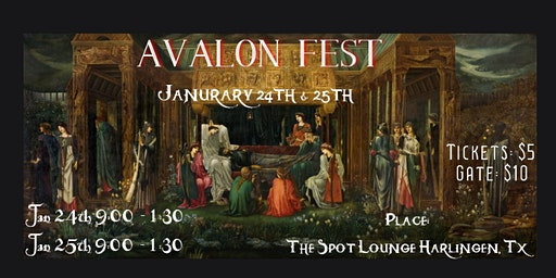 2 days of Avalon Fest
