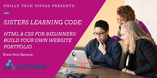 Sisters Learning Code: HTML & CSS for Beginners
