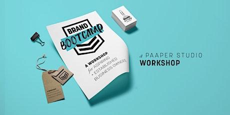 Brand Bootcamp tickets