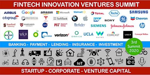 FinTech Innovation Ventures  Summit (Third Edition)