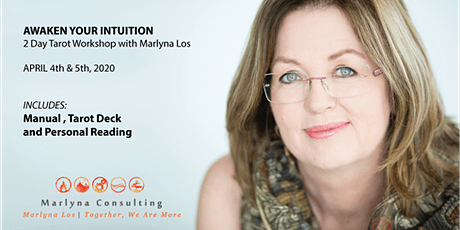 Awaken Your Intuition 2-Day Tarot Workshop tickets