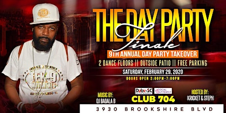 9th Annual Day Party Takeover tickets