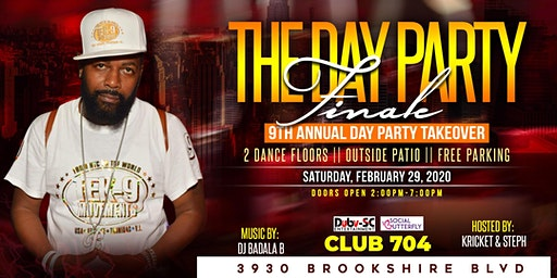 9th Annual Day Party Takeover