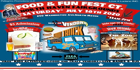 FOOD & FUN FEST CT tickets
