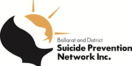 A suicide alert workshop - safeTALK - Saturday March 7 2020 - Learmonth tickets