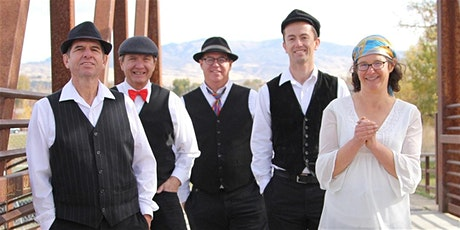 The Moody Jews; The Journey of Klezmer tickets