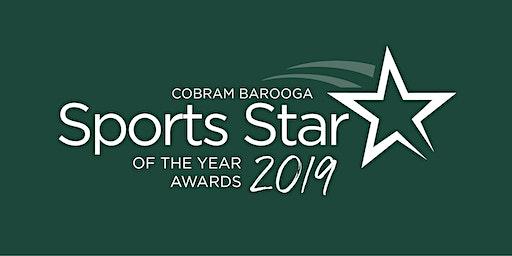 Cobram Barooga Sports Star of the Year Awards